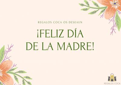 Ideas de regalo día de la madre Regalos Coca